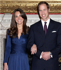 Prens William balayı için plan yapıyor