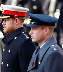 Prens William Kardeşi Prens Harry'nin Kararı Hakkında İlk Kez Konuştu