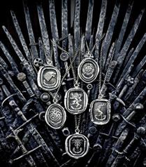 Pyrrha Game of Thrones için koleksiyon tasarladı