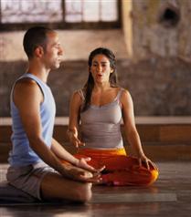 Radisson Blu`da yoga