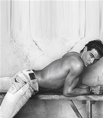 Rafael Nadal`lı Armani Jeans Reklamı