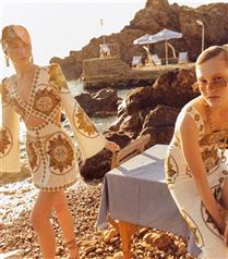 Raisa Vanessa & Trendyol ile Capri Kıyılarına Yolculuk