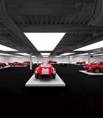 Ralph Lauren`in rüya garajı