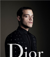 Rami Malek Dior Homme'un Yüzü Oldu