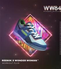Reebok'tan 'Wonder Woman™ 1984 Filminden İlham Alan Yeni Koleksiyon