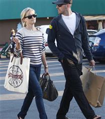 Reese Witherspoon ve Jim Toth evlendi