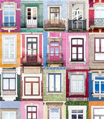 Rengarenk pencereler