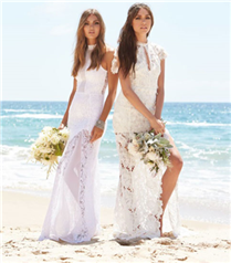 Revolve`de Sonbahar 2015 Gelinlik ve Nedime Elbiseleri