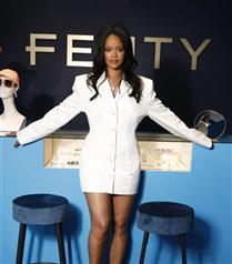 Rihanna Lüks Giyim Markası Fenty'yi Anlatıyor!