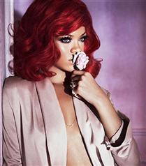 Rihanna`nın parfüm reklamı