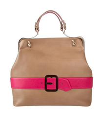 Roberta Di Camerino kemerli çantası