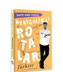 Saffet Emre Tonguç'tan Yeni Kitap: