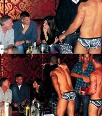 Sandra Bullock striptiz kulübünde!