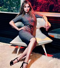 Scarlett Johansson Mango işbirliği devam
