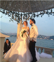 Selçuk İnan ve Cemre Kardeş`in düğünü