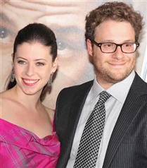 Seth Rogen evlendi