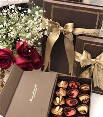 Sevgililer Günü'ne Özel Tadım & Marie Antoinette Çikolataları