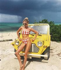 Sezonun V Şekilli Bikini Trendine Kulak Verin