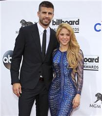 Shakira bebeğinin ilk fotoğrafını paylaştı