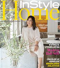 Sibel Can`ın Evi InStyle Home Mayıs Sayısında