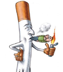 Sigara 15 dakika içinde zarar veriyor!