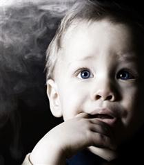 Sigara dumanı çocuklara kilo aldırıyor