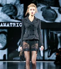 Siyahın Cezbeden Hali: Dolce&Gabbana Sonbahar/Kış 2020 Koleksiyonu
