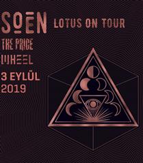 SOEN Son Albümü 'Lotus'la Volkswagen Arena'da