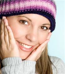 Soğuk havada mutlaka yüzünüzü kurulayın