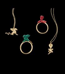 Solange Azagury-Partridge Çin Astroloji mücevherleri