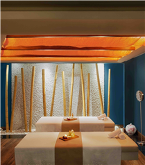 Spa Keyfi CVK Park Bosphorus Safira Spa & Fitness CVK Park Bosphorus Hotel'de