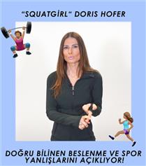 Squatgirl Doğru Bilinen Spor ve Beslenme Yanlışlarını Açıklıyor!