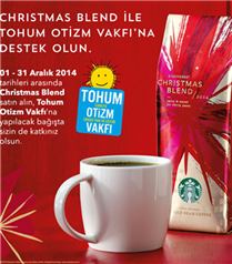 Starbucks`dan Otizmli çocuklara destek