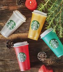 Starbucks'tan Yeni Yıla Özel Hediye Alternatifleri