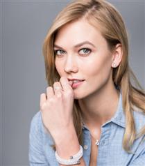 Swarovski`nin Yeni Marka Elçisi Karlie Kloss