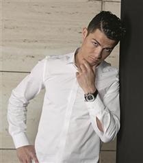 TAG Heuer`in yeni marka elçisi Cristiano Ronaldo