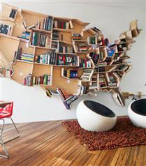 Tasarım Kitaplıklar