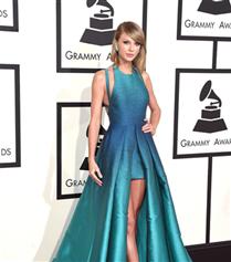 Taylor Swift'in Dünden Bugüne Kırmızı Halı Görünümleri