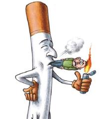 Tek bir sigara bile öldürür!