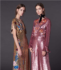 Temperley London Pre-Fall 2017 Koleksiyonu