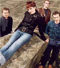 The Cranberries Küçükçiftlik`te