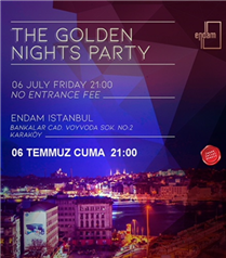 The Golden Nights Party