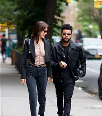 The Weeknd'den Bella Hadid Paylaşımı