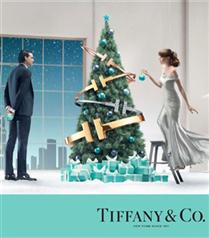 Tiffany & Co. Yılbaşı kampanyası
