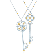 Tiffany&Co Yellow Diamonds