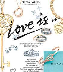 Tiffany&Co.`dan Sevgililer Günü Koleksiyonu