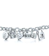 Tiffany`den charm bilezikleri