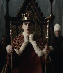 Timothée Chalamet'nin Başrolünde Olduğu Netflix Filmi The King'den İlk Fragman