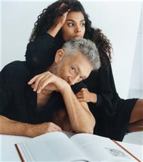 Tina Kunakey ve Vincent Cassel Çifti
