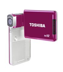 Toshiba Mini Camileo Video Kamera